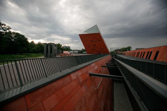 Eriko Ovčarenko / 15min nuotr./Antrojo pasaulinio karo muziejus Gdanske