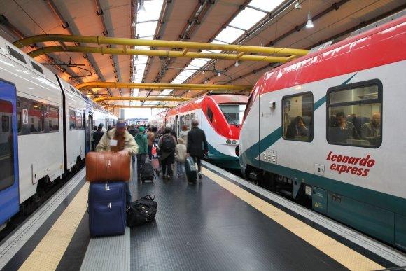 """123rf.com nuotr./""""Leonardai"""", kursuojantys tarp Fjumičino oro uosto ir Romos"""