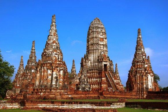 Ajutajos miestas Tailande