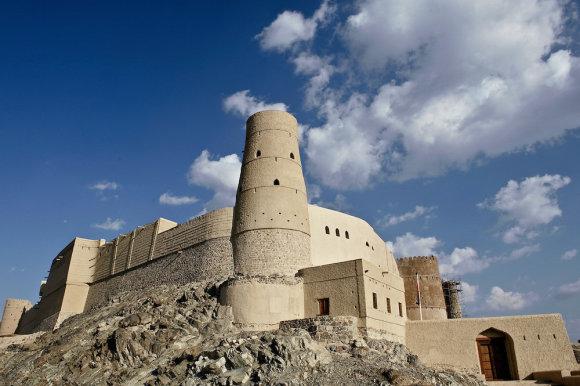 Bahlos miestas Omane
