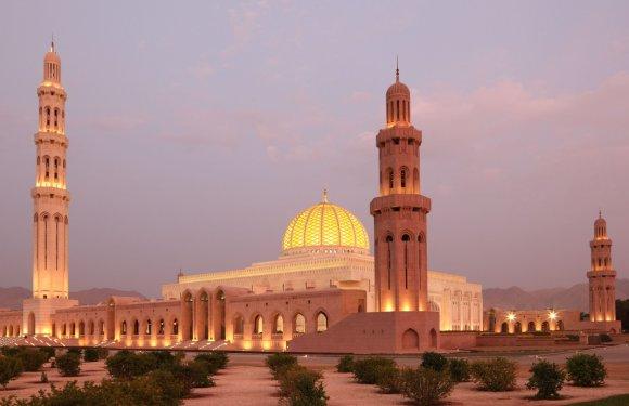 Didžioji Sultono Qaboos mečetė