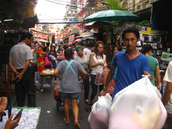 Kinų kvartalas Bankoke