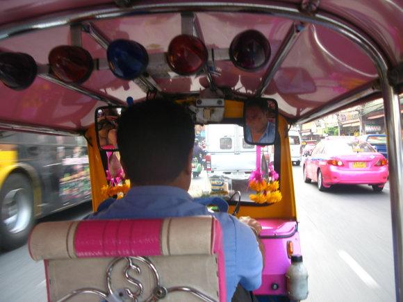 Tuktukas