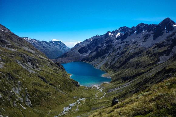 Naujosios Zelandijos Te Araroa kelias