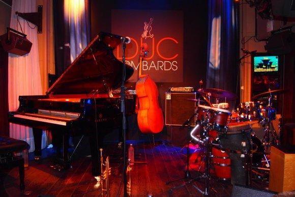 """Džiazo klubas """"Le Duc des Lombards"""""""