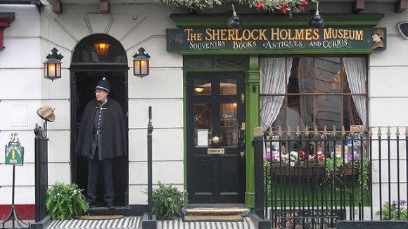 Visitlondon.com nuotr./Šerloko Holmso muziejus
