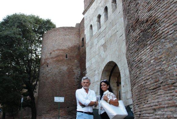 Asmeninio albumo nuotr./Italijoje Paulius ir Jurga Jurkevičiai gyvena jau 20 metų