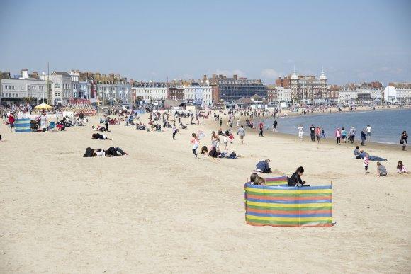 123rf.com nuotr./Veimuto paplūdimys