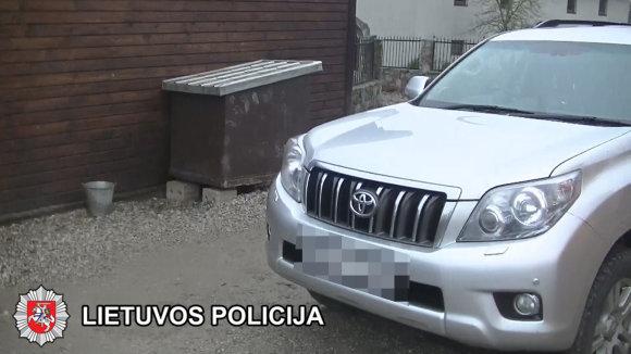 Klaipėdos apskrities VPK nuotr./Klaipėdos ir Jungtinės Karalystės pareigūnai kartu tiria prekybos žmonėmis nusikaltimą.