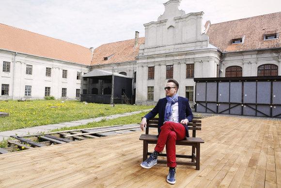 Mariaus Morkevičiaus nuotr./Darius Mažintas
