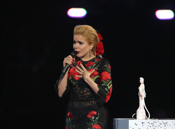"""Scanpix"" nuotr./Paloma Faith"