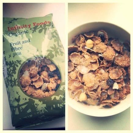 """Sausi pusryčiai """"Infinity Foods"""""""