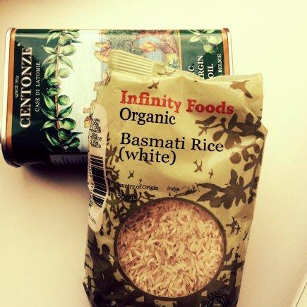Organiški basmati ryžiai