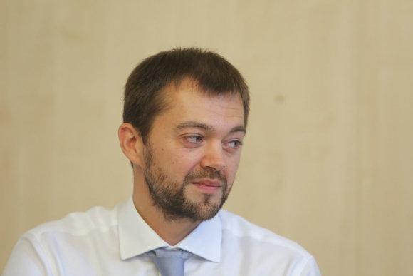 Juliaus Kalinsko/15min.lt nuotr./Vytis Jurkonis