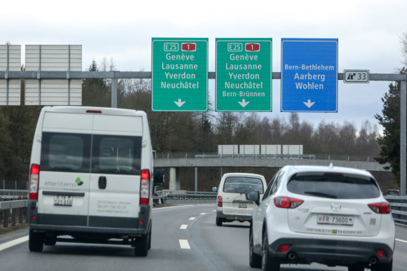 Juliaus Kalinsko/15min.lt nuotr./Kelionė į Ženevą (Šveicarija)