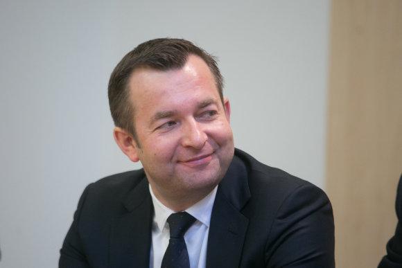 Juliaus Kalinsko / 15min nuotr./Ramūnas Vilpišauskas