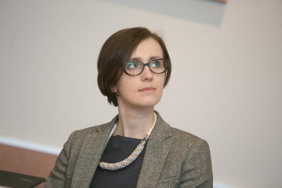 Juliaus Kalinsko/15min.lt nuotr./Rugilė Andziukevičiūtė