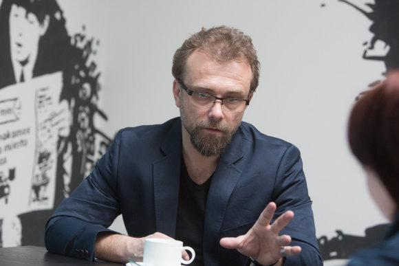Juliaus Kalinsko/15min.lt nuotr./Rytis Zemkauskas