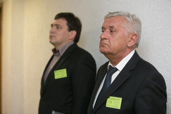 Juliaus Kalinsko/15min.lt nuotr./Alvydas Šumskas