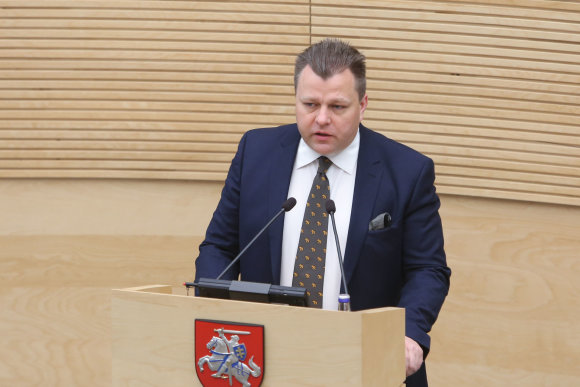 Juliaus Kalinsko / 15min nuotr./Mantas Adomėnas