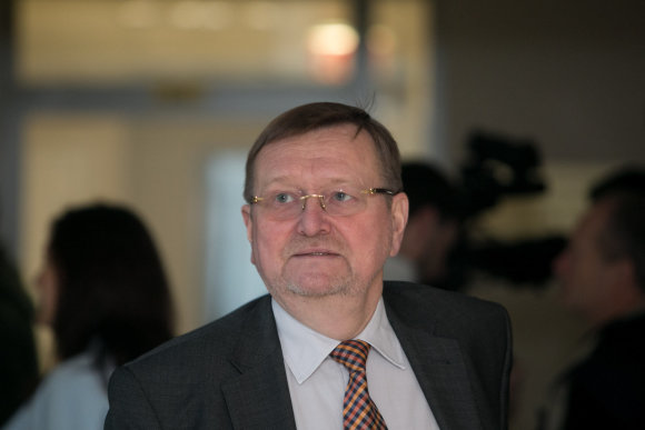 Juliaus Kalinsko/15min.lt nuotr./Juozas Bernatonis
