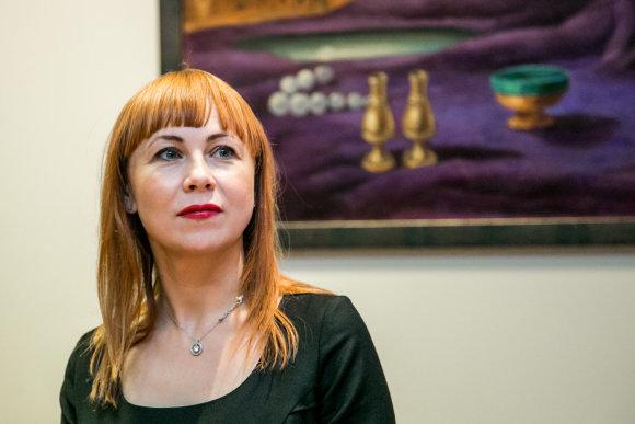Juliaus Kalinsko / 15min nuotr./Jurgita Petrauskienė