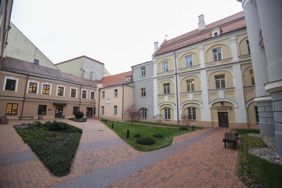 Juliaus Kalinsko/15min.lt nuotr./Vilniaus Universitetas