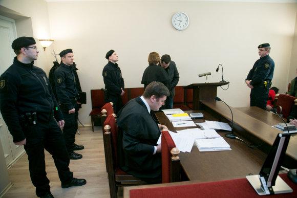 Juliaus Kalinsko / 15min nuotr./Svarstomas 100 mln. dolerių fišingo afera įtariamo E.Rimašausko ekstradicijos klausimas