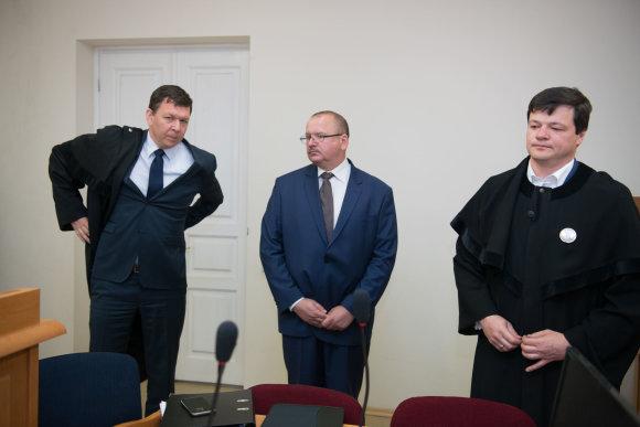 Juliaus Kalinsko / 15min nuotr./Daivio Zabulionio byla teisme