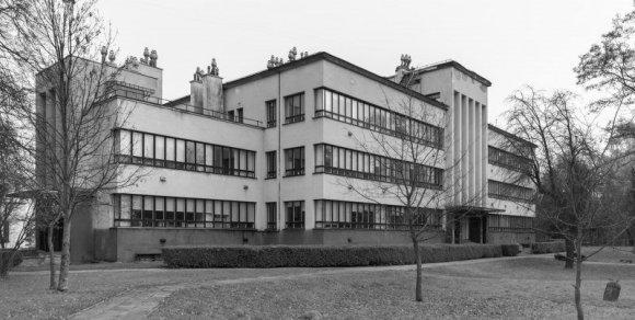 Norbert Tukaj nuotr. /Tyrimų laboratorija, architektūras Vytautas Landsbergis 1935 m.