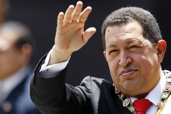"""""""Reuters""""/""""Scanpix"""" nuotr./Hugo Chavezas"""