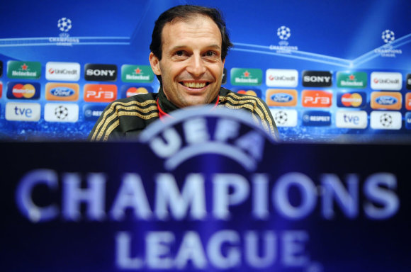 """Reuters""/""Scanpix"" nuotr./Massimiliano Allegri"