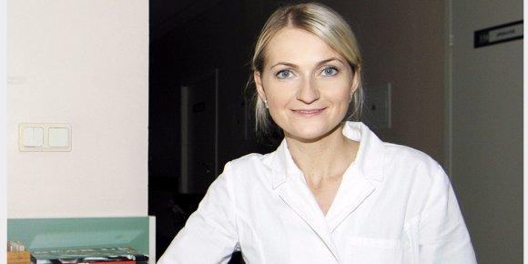 Giedrės Minelgaitės nuotr./Gydytoja akušerė-ginekologė Violeta Tamulienė pabrėžia, kad nevaisingumo kaltininku vis dažniau tampa netinkamas gyvenimo būdas