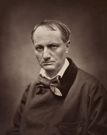 Wikimedia Commons nuotr./Charlesas Baudelaire'as