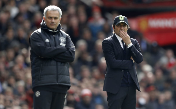 """Scanpix"" nuotr./""Manchester United"" – ""Chelsea"""