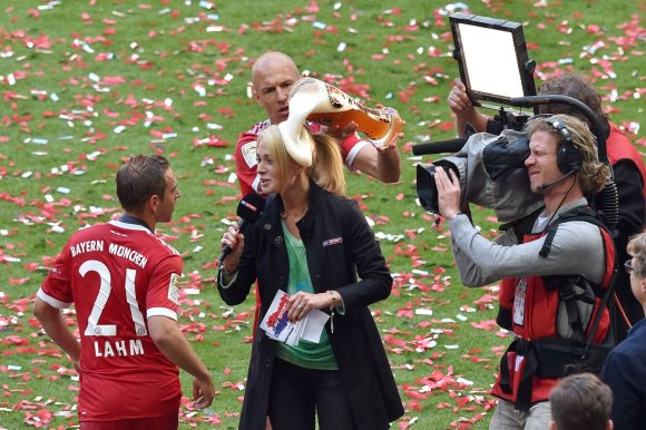 """Scanpix"" nuotr./""Bayern"" – Vokietijos futbolo čempionas"