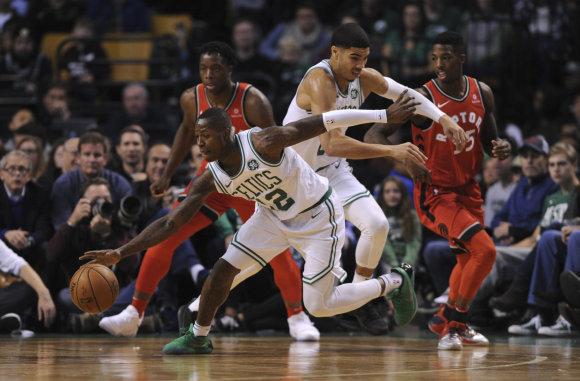 """Scanpix"" nuotr./""Celtics"" – ""Raptors"""