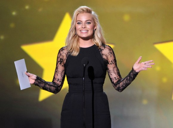 "AFP/""Scanpix"" nuotr./Margot Robbie"