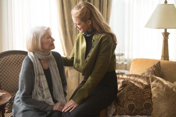 """ACME Film"" nuotr./Ellen Burstyn ir Blake Lively filme ""Adelainos amžius"""