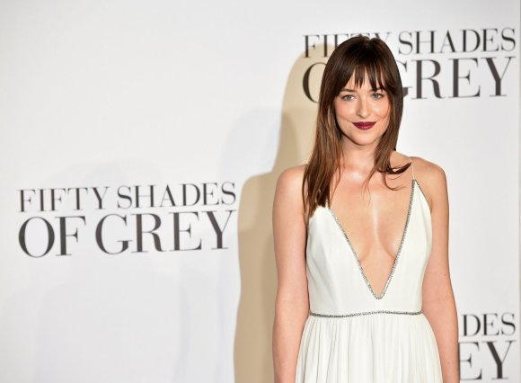 "AFP/""Scanpix"" nuotr./Dakota Johnson"