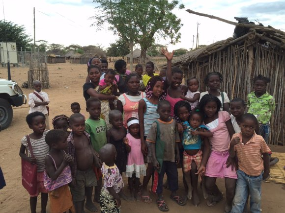 UNICEF nuotr./UNICEF misija Mozambike