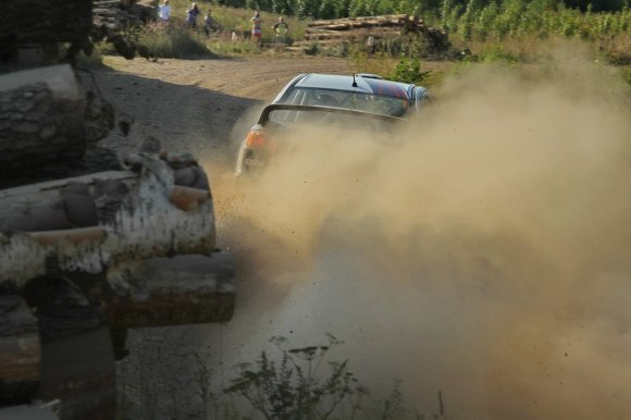 """nuotr./""""300 lakes rally"""" kvalifikacija"""