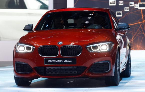 """Reuters""/""Scanpix"" nuotr./BMW 1"
