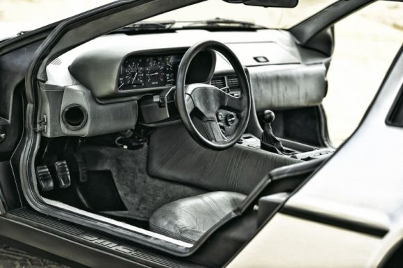 """Autobild"" nuotr./""DeLorean DMC12"""