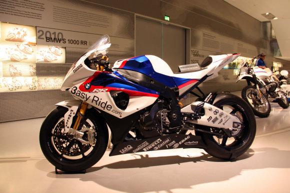 Mindaugo Gražio nuotr./BMW muziejus