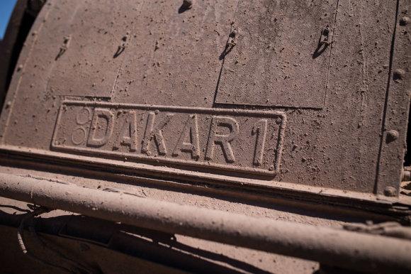 Edgaro Buiko nuotr./Dakaro ralio 2 greičio ruožas