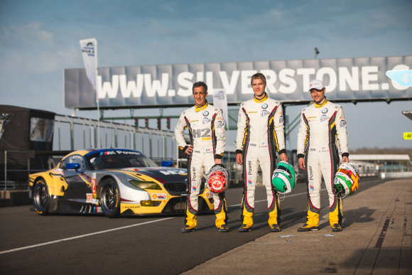 "Algirdo Venskaus/Waska.lt nuotr./""European Le Mans series"" treniruotė Silverstone"