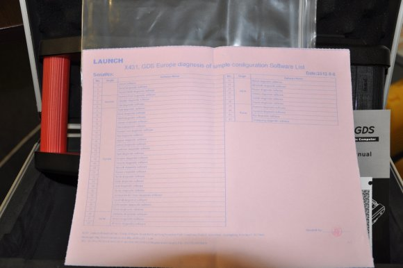 Vartotojo žinynas ir komplektacijos sąrašas