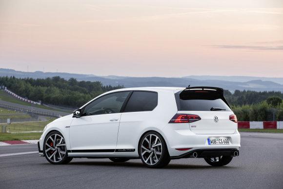 """Volkswagen Golf GTI Clubsport"""