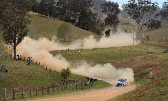 """Scanpix"" nuotr./WRC ralis Australijoje"